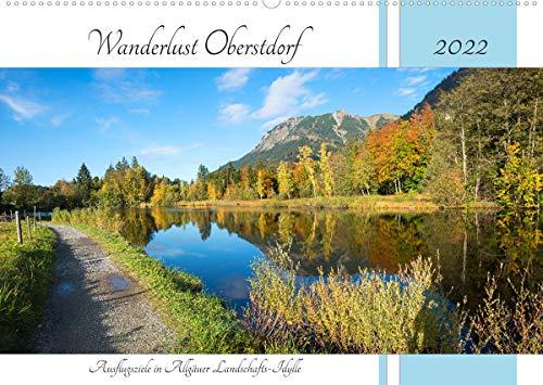 Wanderlust Oberstdorf 2022 (Wandkalender...