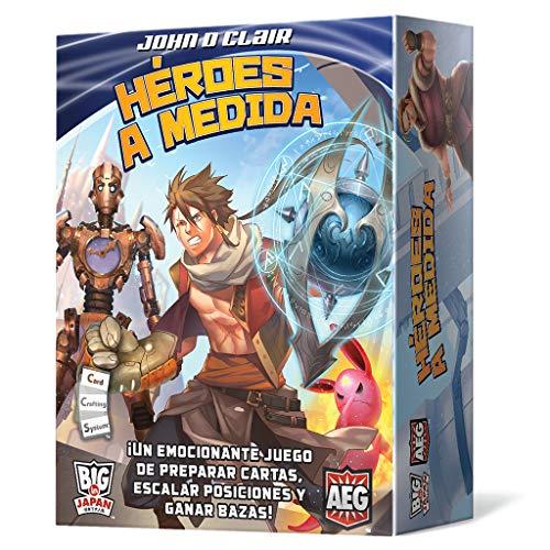 Comprar juego de mesa: Asmodee- Heroes A Medida - Español, Color