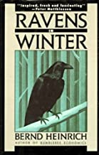 Ravens in Winter by Bernd Heinrich (1991-10-01)