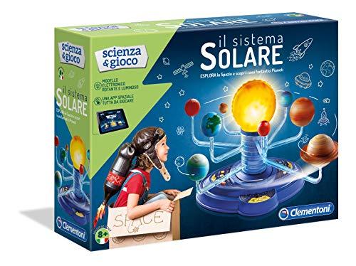 Clementoni- Scienza&Gioco Sistema Solare, 8+ Anni,...