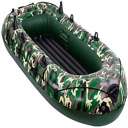 ACEWD Balsa Hinchable Playa, Botes Inflables, Canoa, Balsa Hinchable Grande, Canoa Hinchable, Balsa Hinchable para Rafting,S