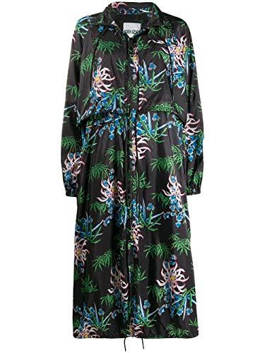 Kenzo Luxury Fashion Donna FA52BL10256499 Nero Poliestere Giacca | Primavera-Estate 20
