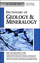 Dictionary of Geology & Mineralogy