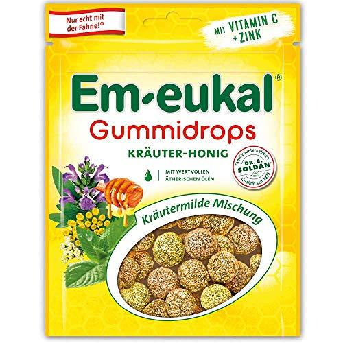 EM EUKAL Gummidrops Kräuter-Honig-Mischung zh. 90 Gramm
