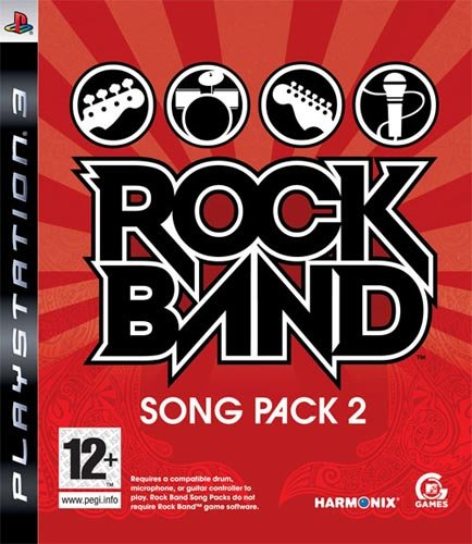 Electronic Arts  Rock Band Song Pack 2, PS3