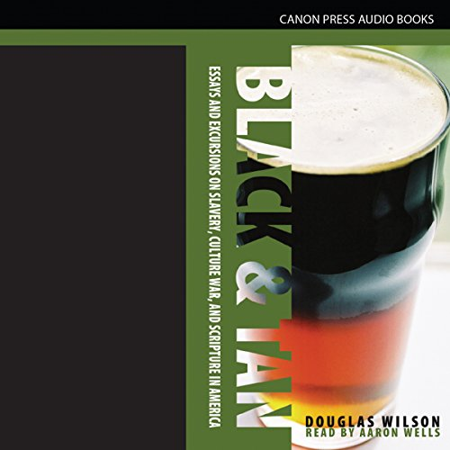 Black & Tan audiobook cover art