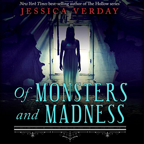Of Monsters and Madness audiobook cover art