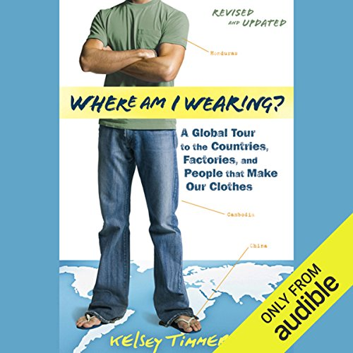Where Am I Wearing? copertina