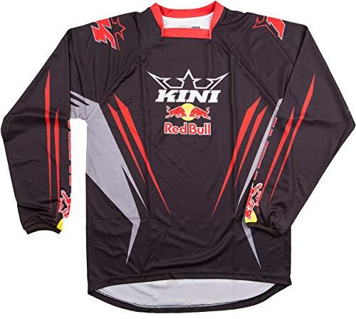 KINI Red Bull Competition Shirt Black Gr. M
