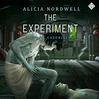 The Experiment audiobook cover art