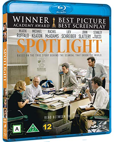 Spotlight (2015) [Blu-ray] [Region Free]
