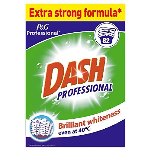 Dash Professionnal Lessive normale en poudre, 5,33kg, 82lavages
