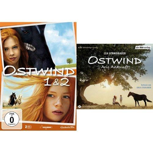 Ostwind 1 & 2 [Limited Edition] [2 DVDs] + Ostwind - Aris Ankunft: Die Lesung (Die Ostwind-Reihe, Band 5)