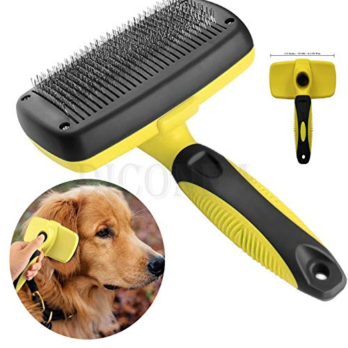 Hot Pet Hair Remover Brush Dog Cat Hair Reinigingsborstel Dog Cat Hair Verwijderen Uit Meubels Tapijten Kleding Zelfreinigende Pluizen