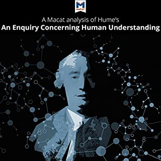 A Macat Analysis of David Hume's An Enquiry of Human Understanding audiobook cover art