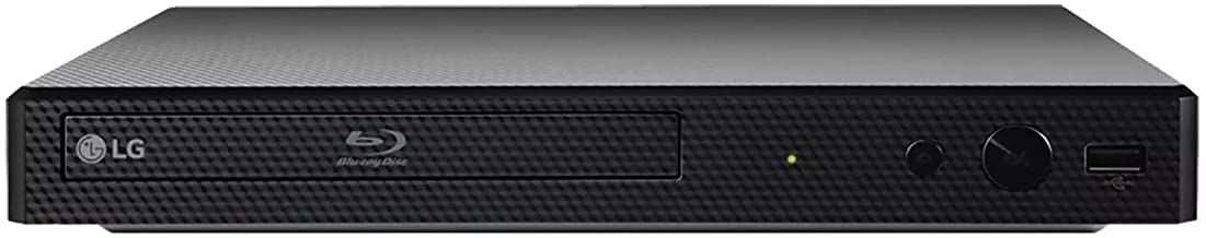LG Electronics BPM35 Blu-ray Disc Player with Streaming Services and Built-in Wi-Fi