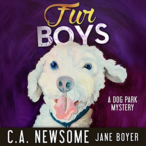 Fur Boys: A Dog Park Mystery cover art
