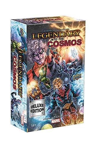 Upper Deck Marvel Legendary Into The Cosmos