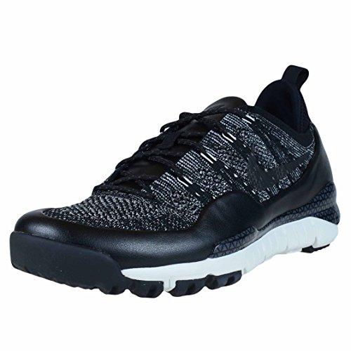 Nike Nike Herren Sneakers Lupinek Flyknit Low Sail/Black-Anthracite 882685-104, Groesse Eur:42.5
