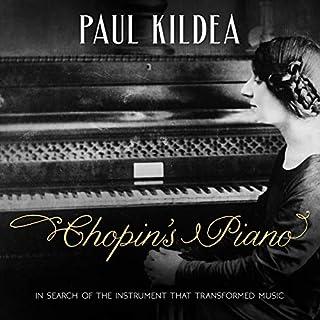 Chopin's Piano audiobook cover art