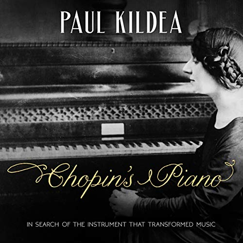 Chopin's Piano audiobook cover art