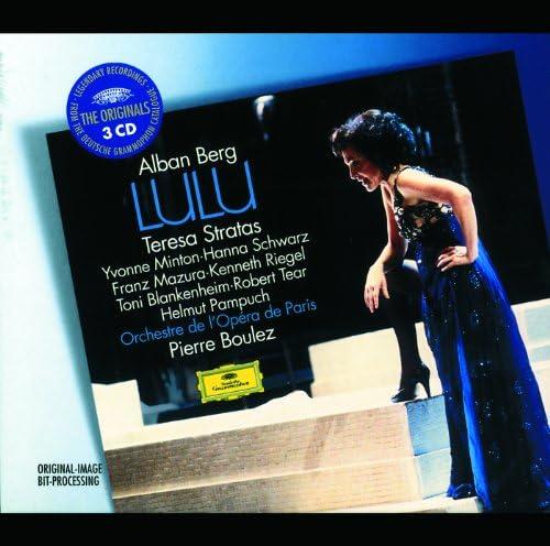 Teresa Stratas, Orchestre de l'Opéra de Paris & Pierre Boulez
