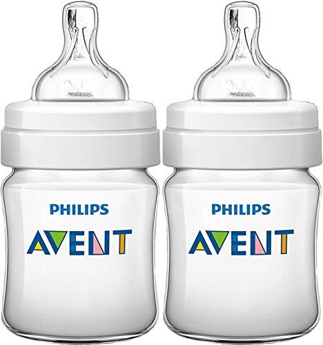 Set 2 flessen Philips AVENT SCF560 / 27 125 ml.