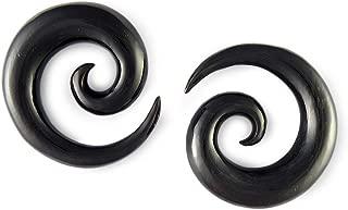 Pair Horn Spirals 11mm - 7/16