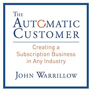 The Automatic Customer audiobook cover art