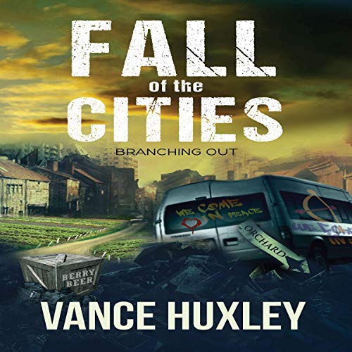 Fall of the Cities cover art