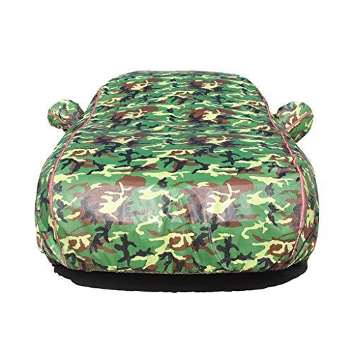 Autoabdeckung Kompatibel mit Mitsubishi Starion Coupe Vier Jahreszeiten universal Oxford Tuch Material Reißverschluss Typ UV wasserdicht Staubabdeckung Auto Auto Kleidung Auto Abdeckung
