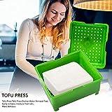 penta Máquina para eliminar el agua del escurridor de queso Tofu Press Deshidratador de p...