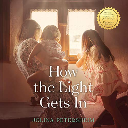 How the Light Gets In Audiobook By Jolina Petersheim cover art
