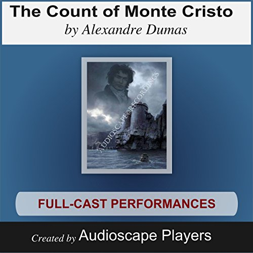 The Count of Monte Cristo                   By:                                                                                                                                 Alexandre Dumas                               Narrated by:                                                                                                                                 Audioscape Players                      Length: 1 hr and 57 mins     7 ratings     Overall 2.4