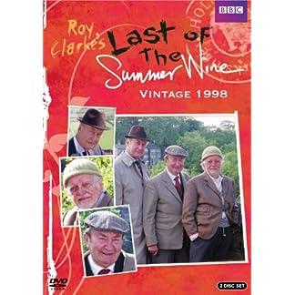 Last-Of-The-Summer-Wine-Vintage-1998-2pc-DVD-Region-1-NTSC-US-Import