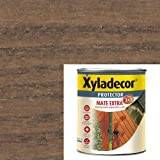Lasur Mate Extra 3 en 1 XYLADECOR PROTECTOR Nogal 5 L.