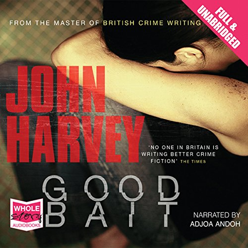 Good Bait audiobook cover art
