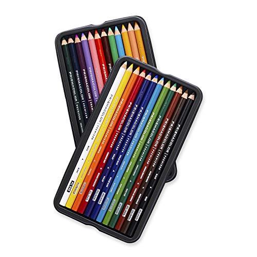 Prismacolor Lápices de colores Premier, núcleo suave
