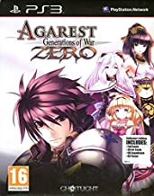 Agarest Generations Of War Zero Collector's Edition Game PS3