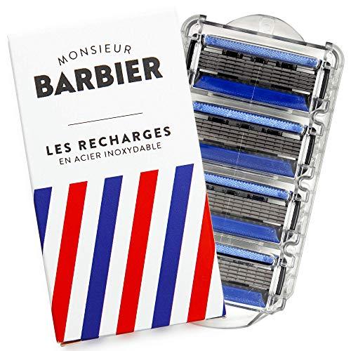 Monsieur BARBIER Pack de 4 Recharges PRESIDENT