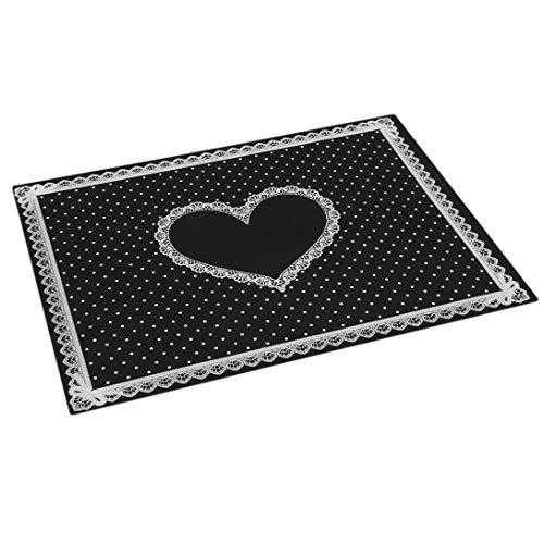 """Attrezzature per la cura delle unghie artistiche Tappetino per tappetino in silicone avanzato Cute Point Lace Silicone Pieghevole lavabile Salon Manicure Makeup Attrezzo cosmetico 15.7\""""X11.6\"""""""