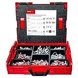 Fischer Deutschl. L-Boxx 553119 Elektro Sortimentskasten Befestigungmaterial 4048962363975