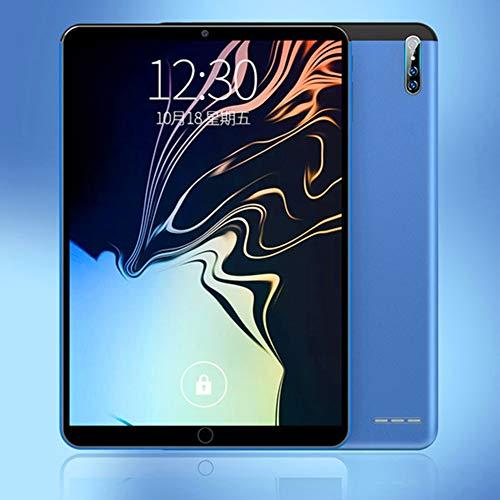 ACXZ Tableta Android 3G de 10.1 Pulgadas, Memoria de 2GB + 32GB, procesador de Ocho núcleos, Pantalla táctil HD de 1280 * 800, Wi-Fi, Bluetooth, GPS, cámara de 2.0 + 5.0MP, Cuerpo de Metal