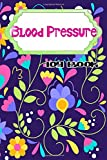 Blood Pressure And Blood Sugar Log Book: Medical Notebook 116 Pages Matte Cover Design Cream Paper Sheet Size 6x9 Inches ~ Weeks - Day # Portable Quality Print.