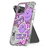 Phone Case Compatible with iPhone 7 Xr 6 8 X 12 11 2020 Se Lumpy 6s Space Plus Princess Xs Collage Pro Max Mini Collage Photo Media Mixed Jumbo Combine