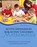 Active Experiences for Active Children: Mathematics (3rd Edition)