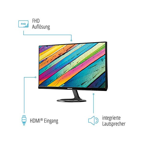 MEDION-Full-HD-Widescreen-Curved-Monitor-236-27-32-Zoll-Full-HD-169-integrierte-Lautsprecher-HDMI-VGA-Audio-In