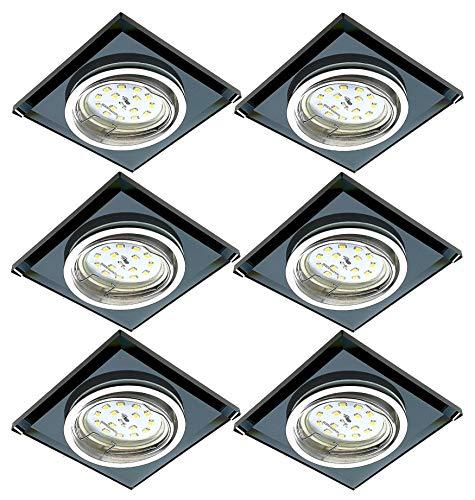 Trango 6 conjunto Proyector LED empotrado de diseño en