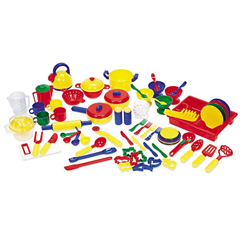 Learning Resources Batterie De Cuisine Pretend & Play De -