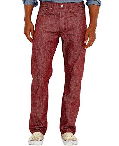 Levi's Herren 501 Trend Core Jeans - Blau - 44W / 32L